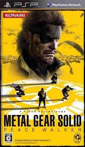 Descargar Metal Gear Solid Peace Walker [MULTI5][FIX] por Torrent
